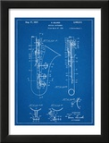 Saxophone Patent Prints
