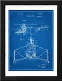 Sikorsky Helicopter Patent Posters