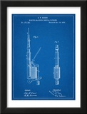 Dentists Drill Patent Posters