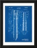 Aerial Missile Patent 1948 Art