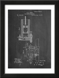 Combustion Engine Patent 1877 Prints