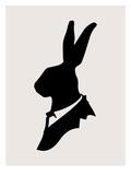 Monsieur Lapin Kunst af Florent Bodart