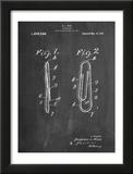 Paper Clip Patent Prints