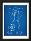 Vintage Coffe Pot Patent Print