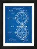 Waffle Iron Patent Posters