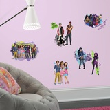 Descendants Animated Peel and Stick Wall Decals Wall Decal