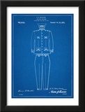 Military Uniform Patent Posters