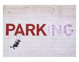 Parking Plakater af  Banksy