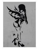 Amy Prints by  Banksy