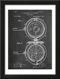 Waffle Iron Patent Prints