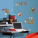 Angry Birds 2.0 Peel and Stick Wall Decals Wall Decal