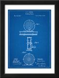 Fishing Reel Patent Prints