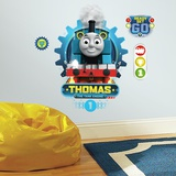 Thomas the Tank Engine Peel and Stick Wall Decals Wall Decal