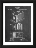 Eastman Vintage Camera Patent Prints