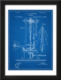 Windmill Patent Posters