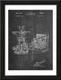 Missile Launching System Patent Prints