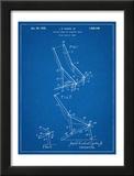 Folding Beach Chair Patent Prints