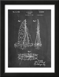 Sailboat Patent Prints