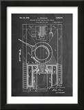 World War II Military Tank Patent Prints