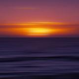 Scenery Art Florida Sunset Giclée-trykk av Melanie Viola