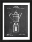 Coffee Percolator Patent Prints