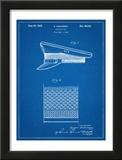 Military Cap Patent Posters
