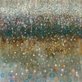Abstract Rain Posters by Danhui Nai