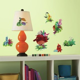 Angry Birds the Movie Peel and Stick Wall Decals Wall Decal