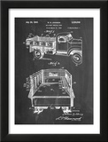 Military Vehicle Truck Patent Prints