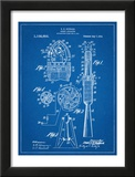Rocket Patent Posters