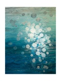 Bubbles 2 Giclee Print by Margaret Coxall