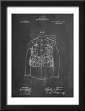 Military Coat Patent Prints