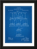 Brewing Beer Patent Art