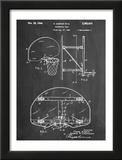 Basketball Goal Patent Prints