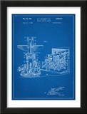 Missile Launching System Patent Posters