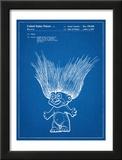 Troll Doll Patent Print