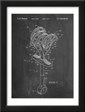Climbing Cam, Omega Pacific Link Cam Patent Print