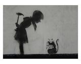 Rat Posters af  Banksy