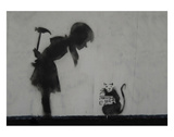 Rat Posters by  Banksy
