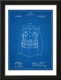 Military Coat Patent Poster