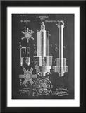 Drill Tool Patent Prints