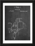 Milk Pasteurization Patent 1856 Prints