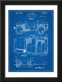 Willy's Jeep Patent Posters
