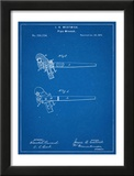 Pipe Wrench Tool Patent Posters