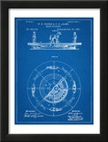 Merry Go Round Patent Posters