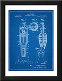 Military Missile Patent Print
