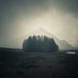 Wild Scotland Poster af Doug Chinnery