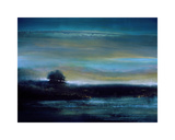 Indigo Evening Giclee Print by Kelly Corbin