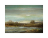 Mist on the Pond Giclee Print by Kelly Corbin