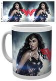 Batman Vs Superman Wonder Woman Mug Mug